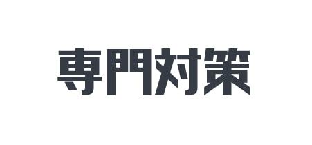 senmon-taisaku